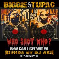 Biggie & Tupac - Who shot who? (Maxi/Single U.S) by DJ AKIL