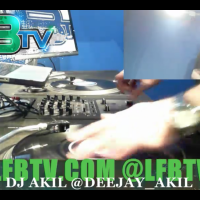 DJ AKIL LIVE FROM BROOKLYN TV ( BREAKFLOW MIX 1ST HOUR)